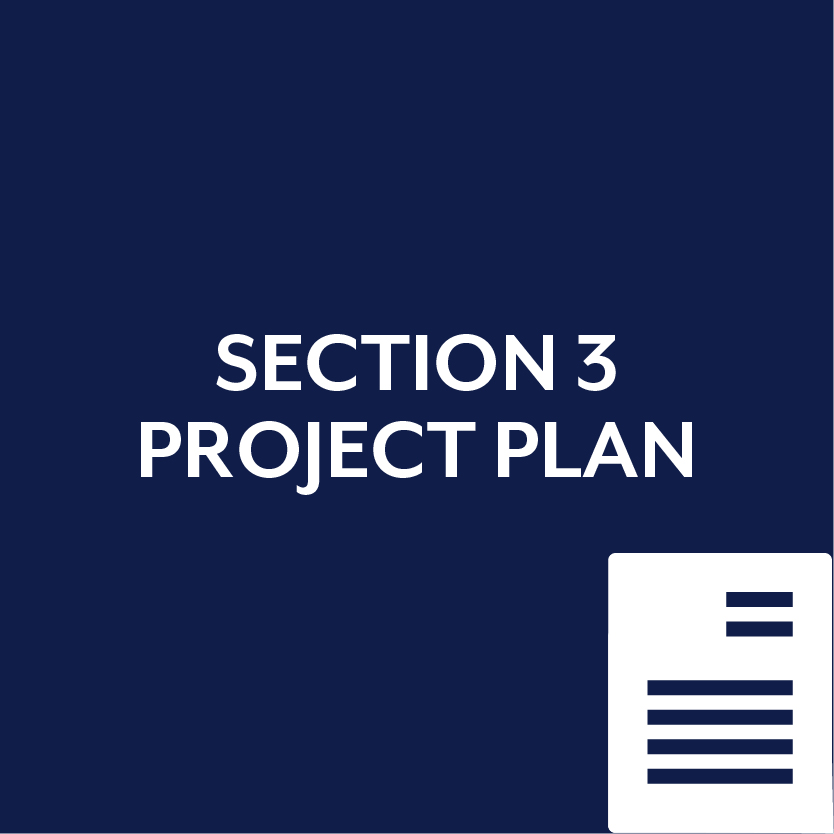 Section 3 Project Plan