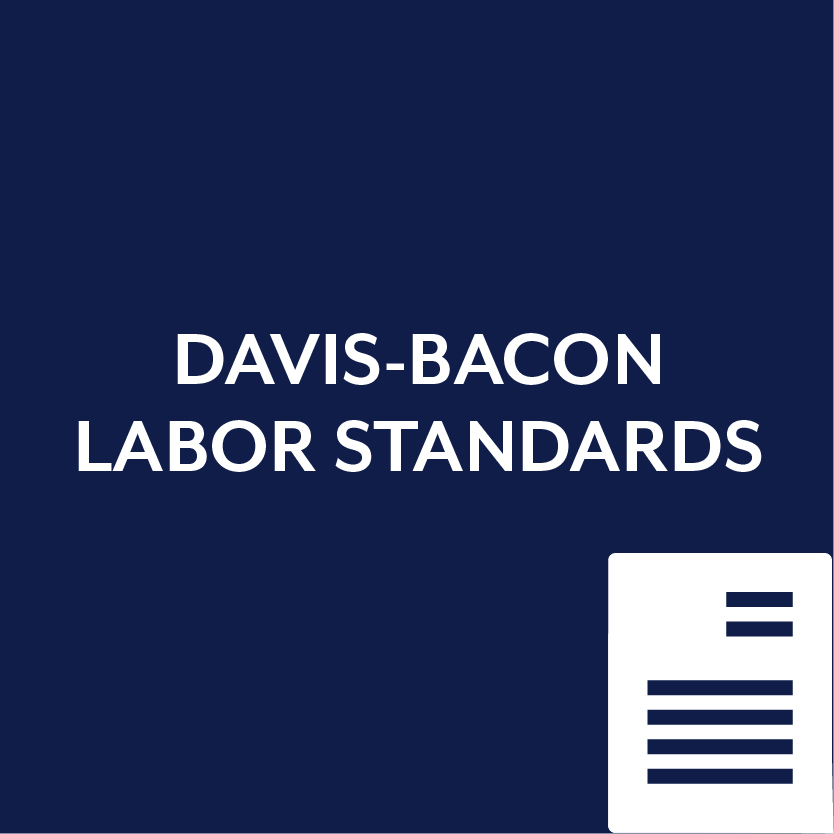 Davis Bacon Labor Standards