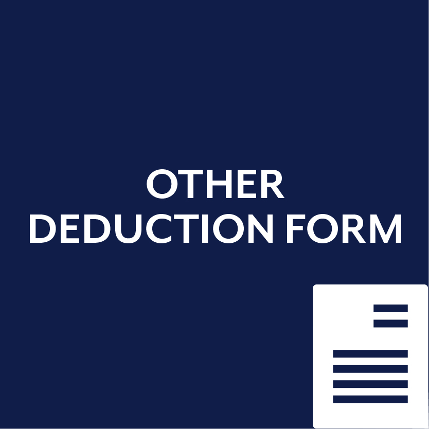 Other Deduction Form